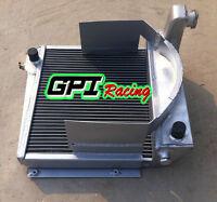 Austin Healey Sprite Bugeye Frogeye/mg Midget 948/1098 Aluminum Radiator