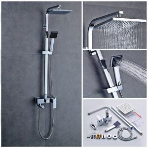Duschsystem Duschpaneel Regendusche Duscharmatur Duschset Dusche Duschsäule