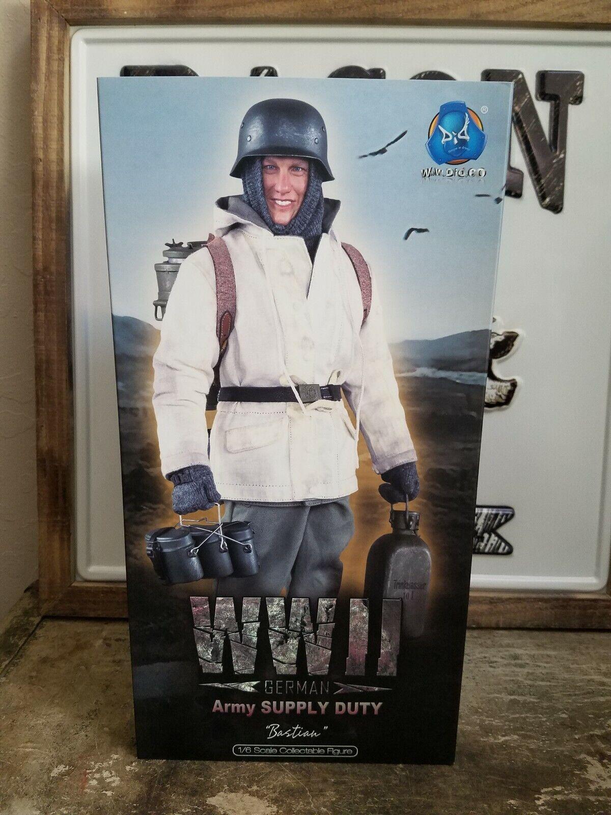 DID 1 6 WWII German Army Supply Duty Bastian SUPER RARE NIB