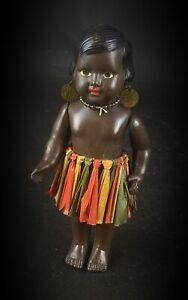 Rarissime-museum-Poupee-Introuvable-DRP-Germany-blason-N-15-celluloid-Bon-Etat