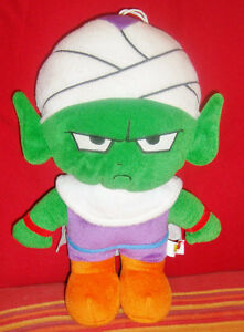 PELUCHE PLUSH DRAGON BALL Z - SATAN PETIT COEUR PICCOLO (28x22cm)