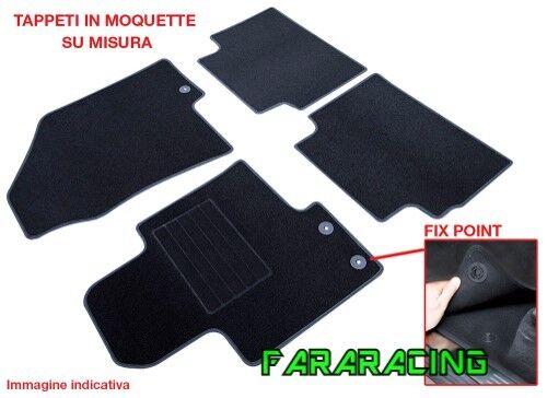 131709 TAPPETI TAPPETINI IN MOQUETTE SU MISURA FORD Tourneo Courier 14/>