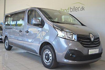 Annonce: Renault Trafic T29 1,6 dCi 125 ... - Pris 309.900 kr.