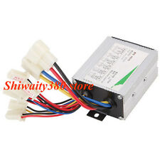 24V 500W Electric Bicycle E-bike Scooter Brush DC Motor Speed Control Controller