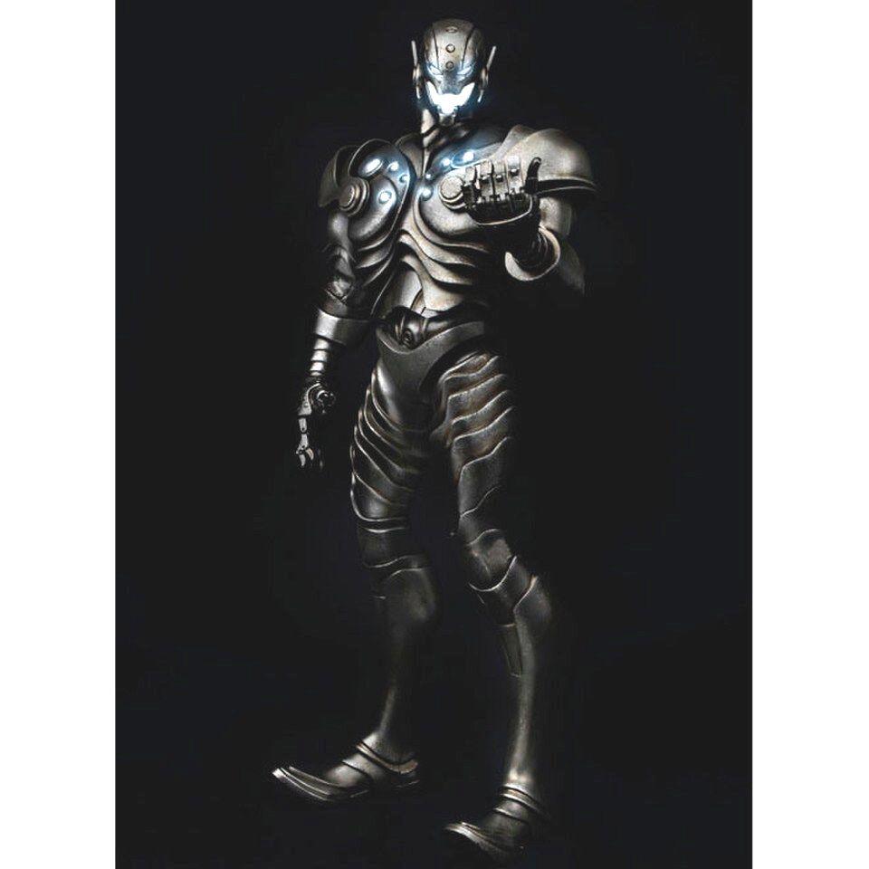 EE. UU. nuevo THREEA 3A X MARVEL 1/6 12 pulgadas figura de luz LED (sombra Ultron Edition)