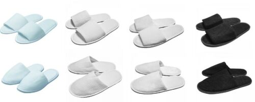 Unisex Hotel//Spa Slippers