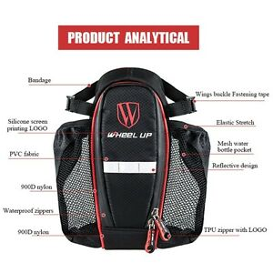 2-Pockets-Bike-Bag-Seat-post-Bag-MTB-Road-Bike-Seat-Rear-Tail-Pouch-Bottle-Bags