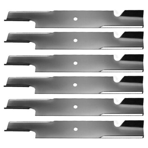 """Scag Mower Blade Set of 6 481712 61/"""" Cut"""