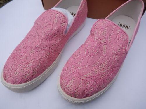 5 £90 Designer Shoes Flat eu Bnib
