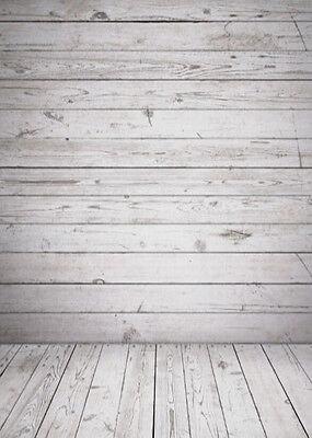 Vinyl Wood Floor Photography Background Photo Studio Backdrop 3x5ft N-02