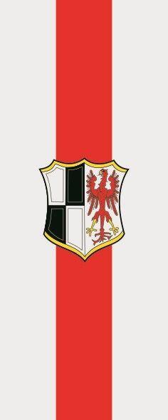 Fahne Flagge Helmbrechts im Hochformat verschiedene Größen