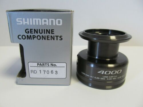 SHIMANO SPARE SPOOL TO FIT BAITRUNNER DL 4000 FB RD 17063