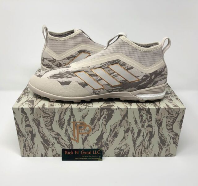 lowest price 9ec09 b0fc6 Adidas Paul Pogba ACE 17+ TR Limited Edition Turf Shoe (US Sz 10)