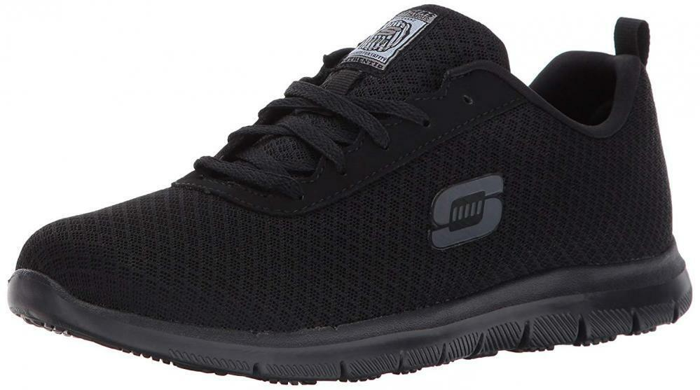 Skechers Women's, Ghenter Bronaugh Lace up Work shoes