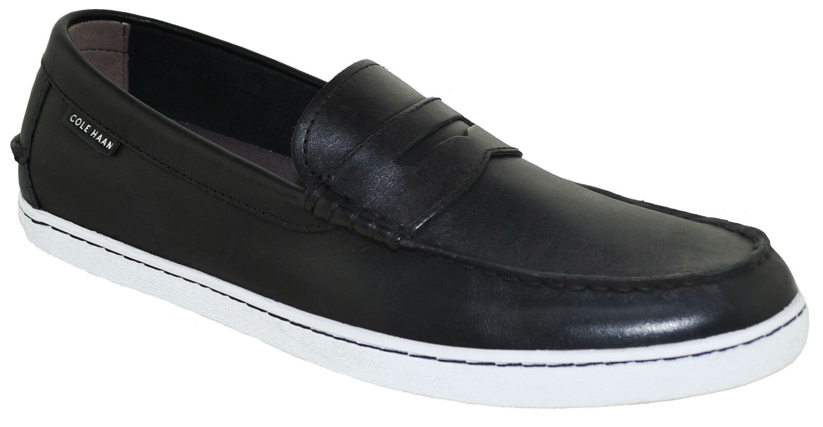 Cole Haan Men/'s Pinch Weekender Leather Penny Loafer Fully padded sockliner