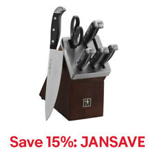 J.A. Henckels International Statement 7-pc Self-Sharpening Block Set