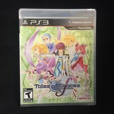 Tales of Graces F (Sony PlayStation 3, 2015) BRAND NEW