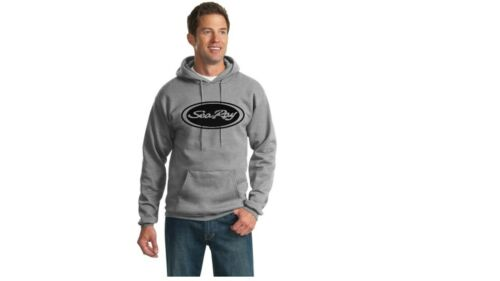 Essential Fleece Pullover Hooded Sweatshirt Sea Ray Port /& Company®
