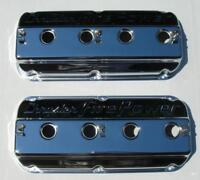 331 354 392 Hemi Valve Covers Chrome Firepower Studs October Sale