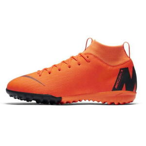 b6a138b740d1 Image is loading Nike-Mercurial-Superfly-Junior-Astro-Turf-Trainers-UK-