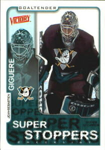 2001-02-Upper-Deck-Victory-Hk-Cards-1-250-A5960-You-Pick-10-FREE-SHIP