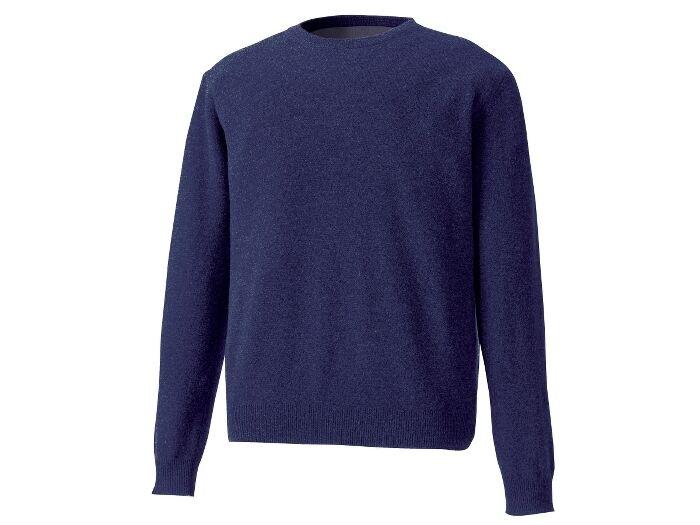 CLEARANCE 50% DISCOUNT Footjoy Merino Wool lined windproof sweater in Navy