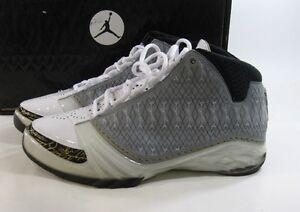 a5988c227bd60c Air Jordan Xx3 (23) Original (Og) Stealth Gray 318376 102 Size 8.5 ...
