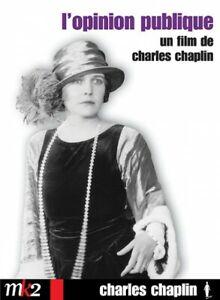 L-039-Opinion-publique-CHARLIE-CHAPLIN-DVD-NEUF