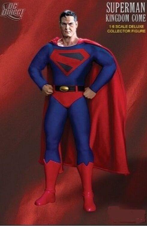 DC Comics Kingdom Come súperman Clásico 13  Deluxe Figura 1 6 SCALE STATUE bust