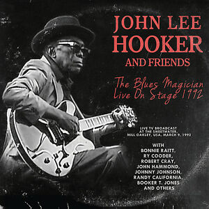 John-Lee-Hooker-and-Friends-The-Blues-Magician-Live-on-stage-DIGIPAK-CD-700028