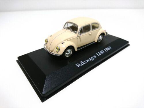 Volkswagen Käfer Cox  1:43 EDITION ATLAS MODELLBAU AUTO model car diecast 004