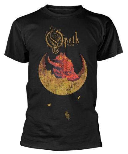 """OPETH /""""Diable/"""" T-shirt-NOUVEAU /& OFFICIEL!"""