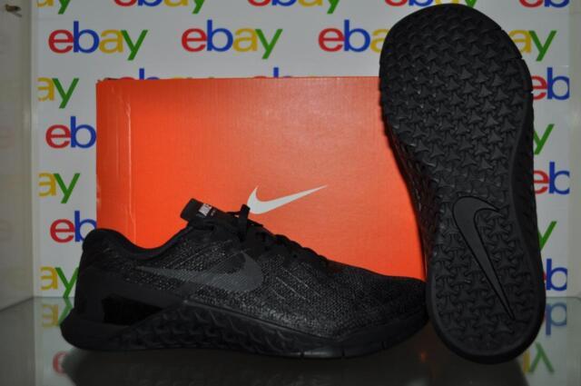 a2f8d56f822 Buy Nike Mens Metcon 3 Training Shoe Black black 7.5 online