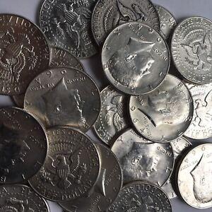 90-Silver-Kennedy-Half-Dollars-1964-Kennedy-Halves-1-Face-Value