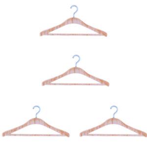 1-12-Dollhouse-Miniature-4pcs-White-Hangers-for-Bedroom-Wardrobe-Clothing