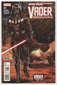 Star-Wars-Vader-Down-1-VF-NM-LOT-7-Marvel-2016-Mark-Brooks-first-printings