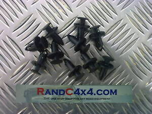 Land Rover Discovery 1 Wheel Arch Liner Rivets ANR2224