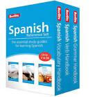 Berlitz: Spanish Reference Set by Berlitz Publishing Company (Multiple-item retail product, 2009)