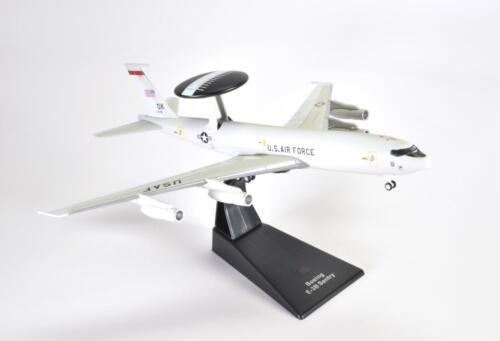 1:200 Atlas Flugzeug MODEL AIRCRAFT J106 Boeing E-3B Sentry US Air Force
