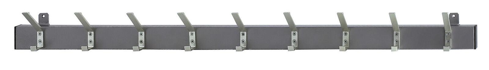 Wandgarderobe 138 138 138 cm, Grau | Bekannt für seine gute Qualität  9e3840