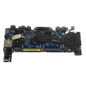 Dell-Latitude-E7270-Motherboard-Intel-Core-i7-6600u-2-60GHz-BIOS-PW
