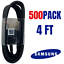 miniature 20 - Wholesale Lot USB C Type C Cable Fast Charger For Samsung S8 S9 S10 Note 10 Bulk