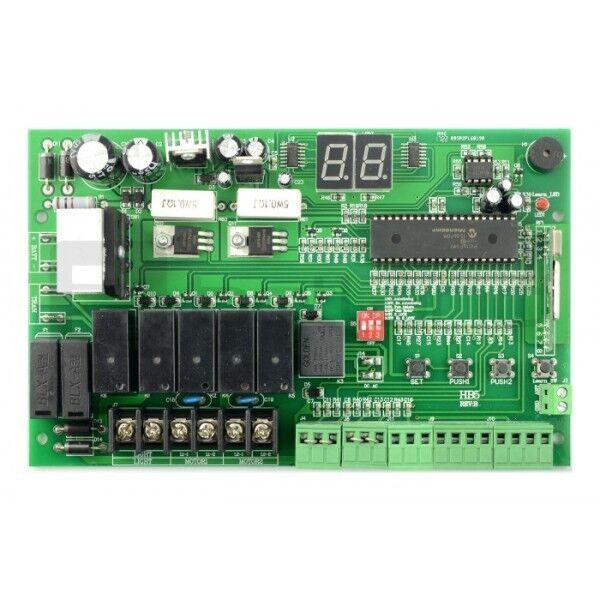 Steuerung, Controller,  Steuerteil für 24V Flügeltorantriebe Antriebe  SJ6