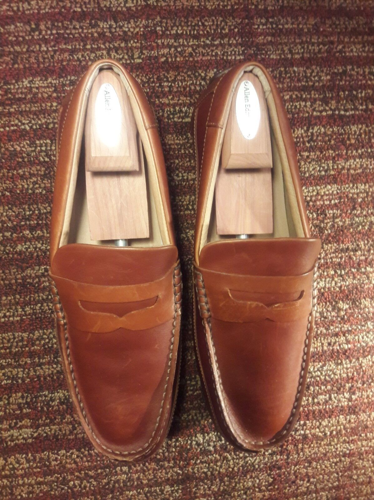 Sperry Top-Sider Men's Slip-On Hampden Penny Loafers STS10721 NEW Sz 13 M