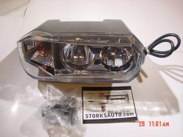 New Style Curtis Sno-pro 3000 plow lights snowplow light kit 1TBP39H Dual bulb