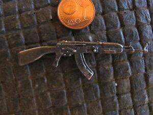 AK-47 AK 47 Kalaschnikow Sturmgewehr Gewehr Panzer Diorama Deko Zubehör 1/16