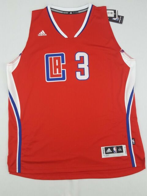 5cdc8fa14de0 Adidas NBA Los Angeles Clippers Chris Paul Jersey XXL Swingman CP3  Basketball