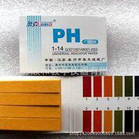 160pcs PH1-14 Universal Range Litmus Test Paper Strips Tester Indicator Urine yw