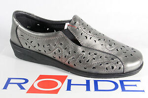 Nouvelle Dancer Rohde interchangeable Grey Slipper semelle g7ZBfZ