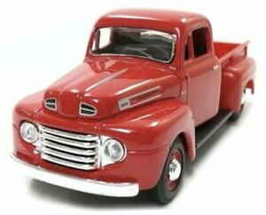 FORD F1 Pick up - red - Cararama 1:43